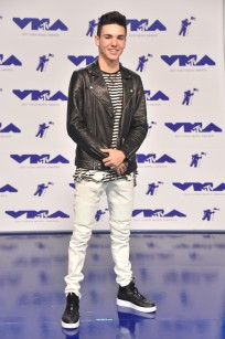 Daniel Skye attends the 2017 MTV Video Music Awards at The Forum on August 27, 2017 in Inglewood, California.