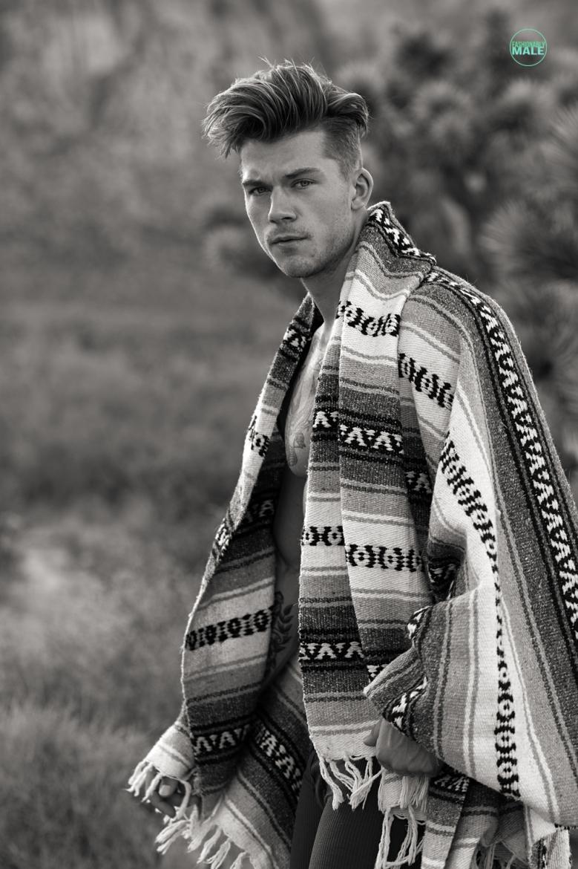 Kaz van der Waard by Ivan Avila for Fashionably Male21