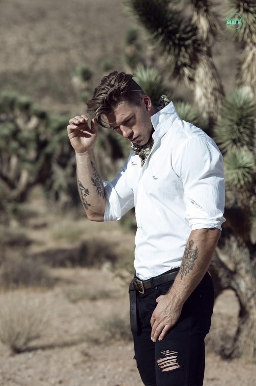 Kaz van der Waard by Ivan Avila for Fashionably Male4