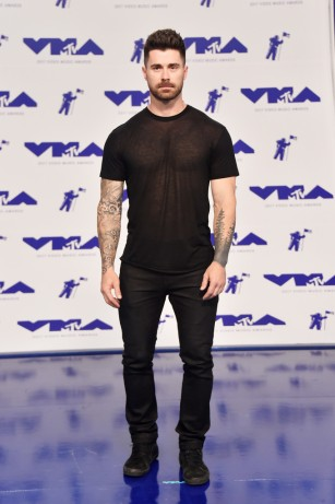 Kyle Krieger attends the 2017 MTV Video Music Awards at The Forum on August 27, 2017 in Inglewood, California.