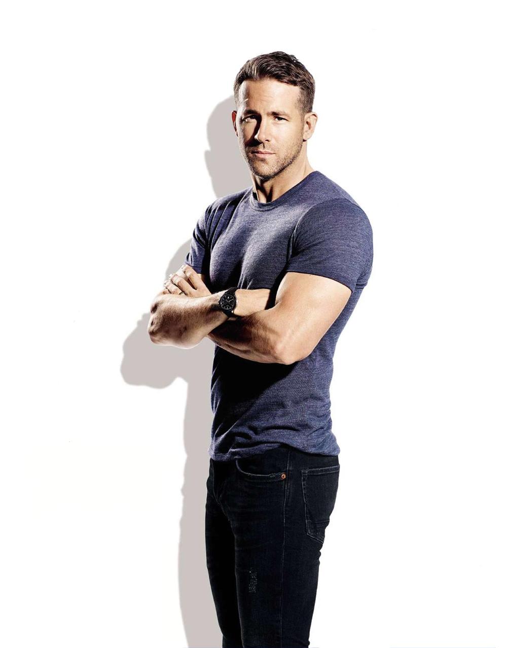 Ryan Reynolds for Men's Health UK September 2017 Issue1