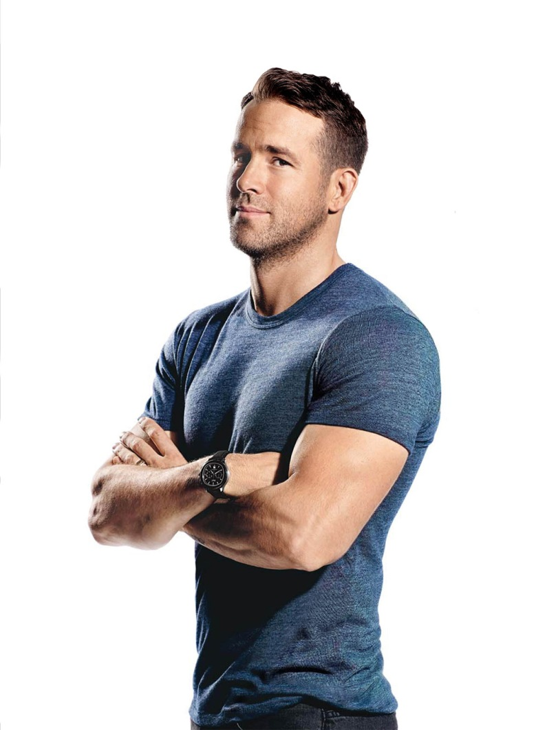 Ryan Reynolds for Men's Health UK September 2017 Issue2