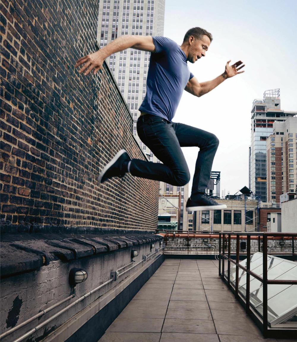 Ryan Reynolds for Men's Health UK September 2017 Issue5