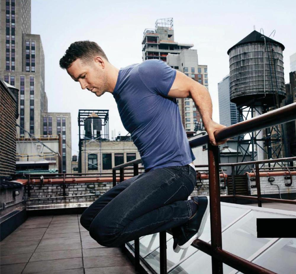 Ryan Reynolds for Men's Health UK September 2017 Issue7
