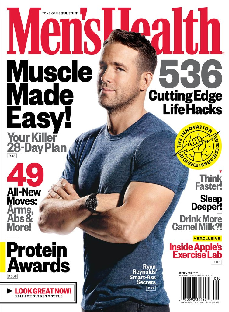 Ryan-Reynolds-Men-Health- US September-2017