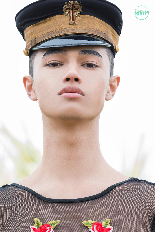 Seth McBride by Donato Di Natale for Fashionably Male2