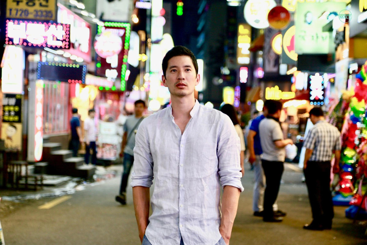 The Night Watchman: Richie Kul by Wendy Loke