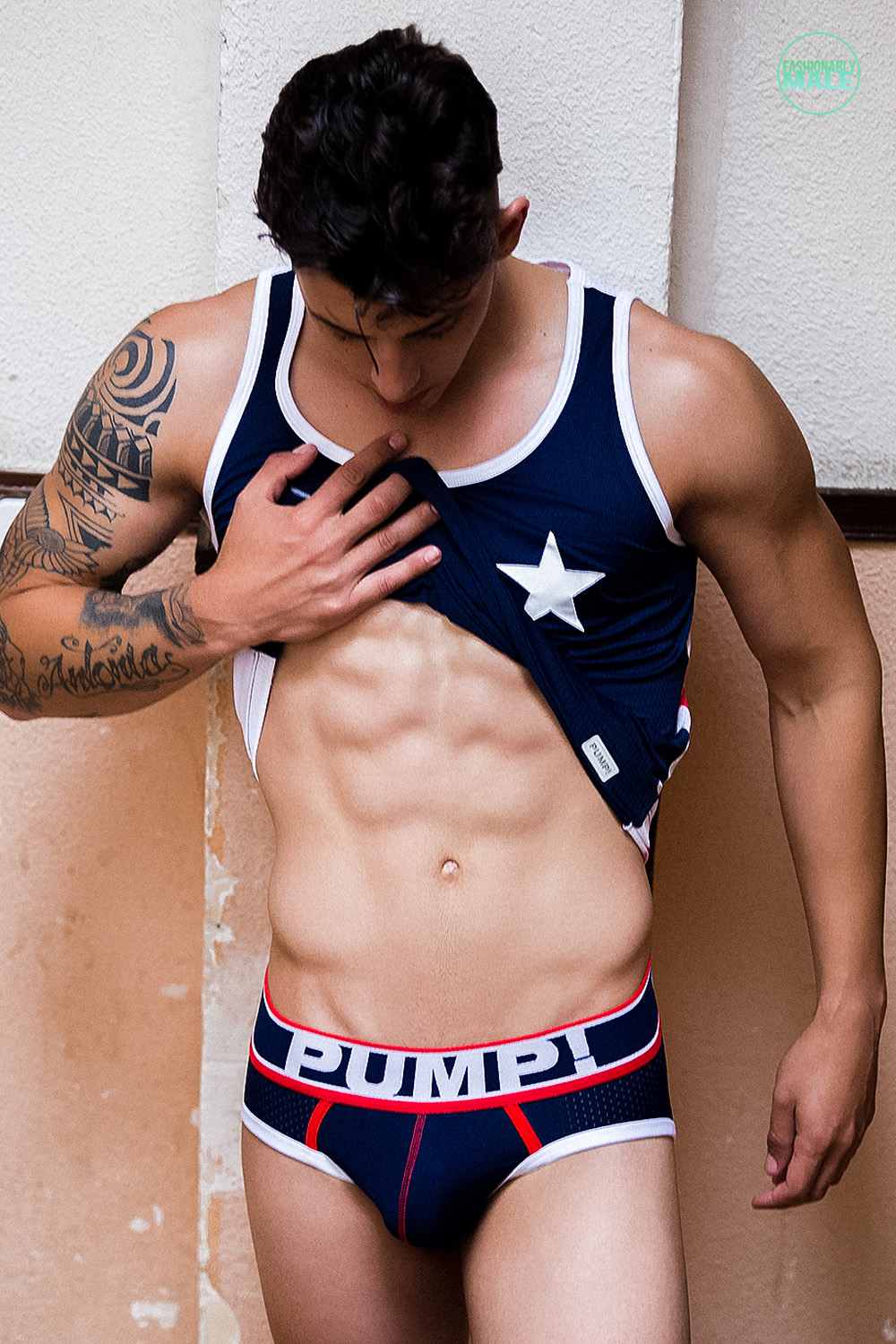 Andoni Jozu by Adrian C. Martin on PUMP6