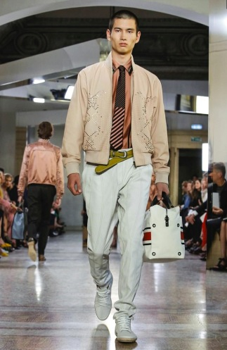 BOTTEGA VENETA READY TO WEAR SPRING SUMMER 2018 MILAN16