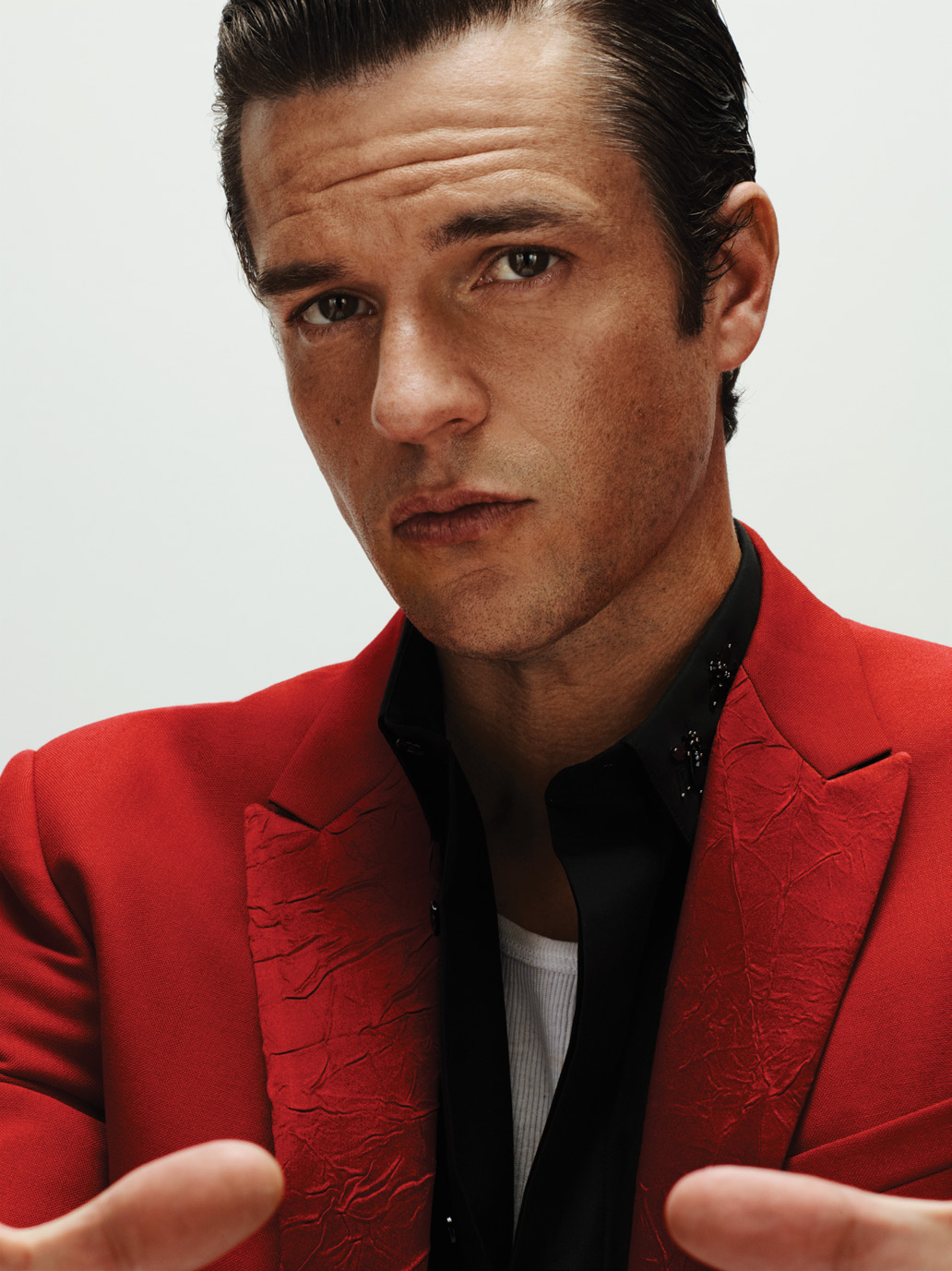 Brandon Flowers for Essential Homme September 2017 Issue3