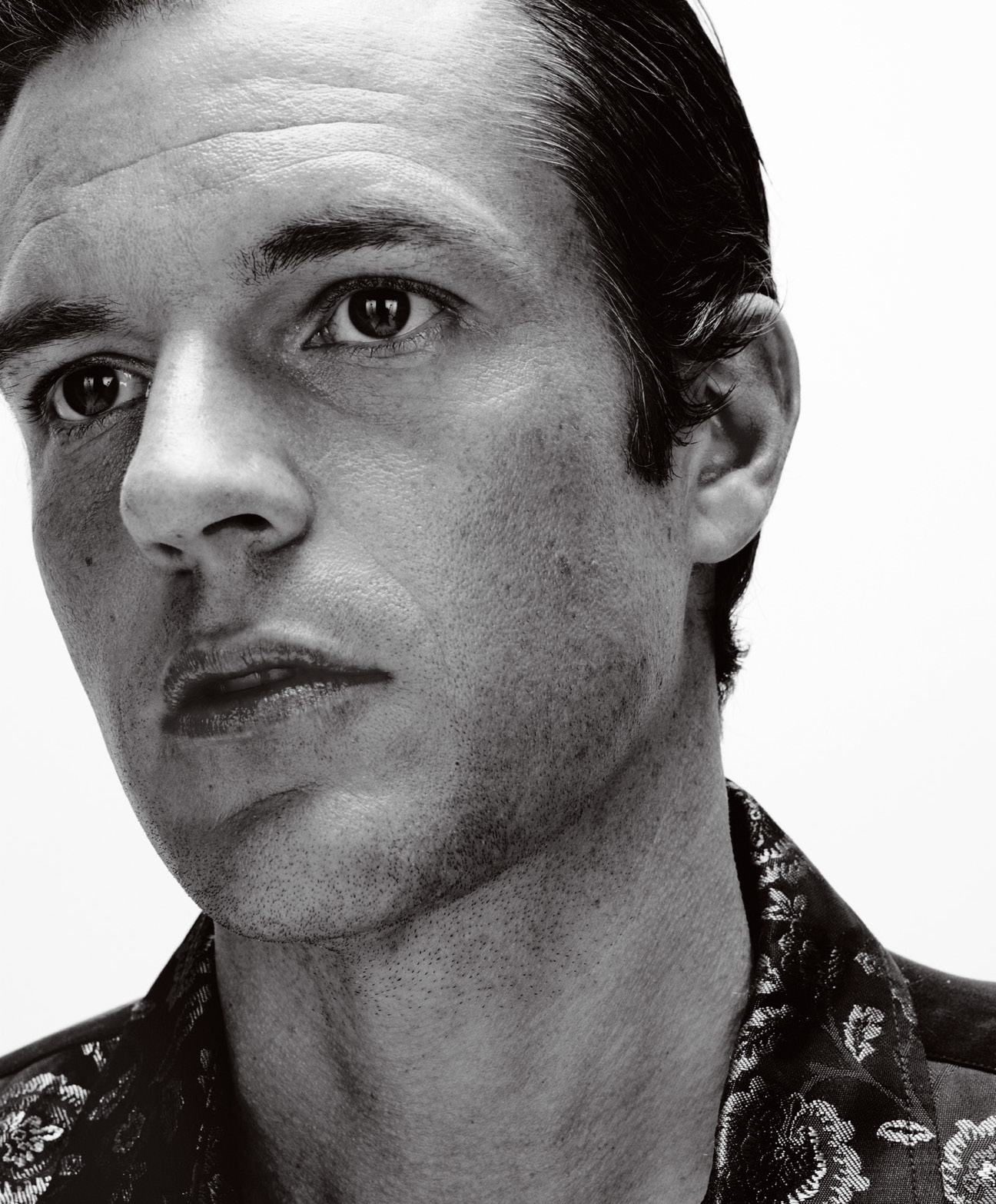 Brandon Flowers for Essential Homme September 2017 Issue8