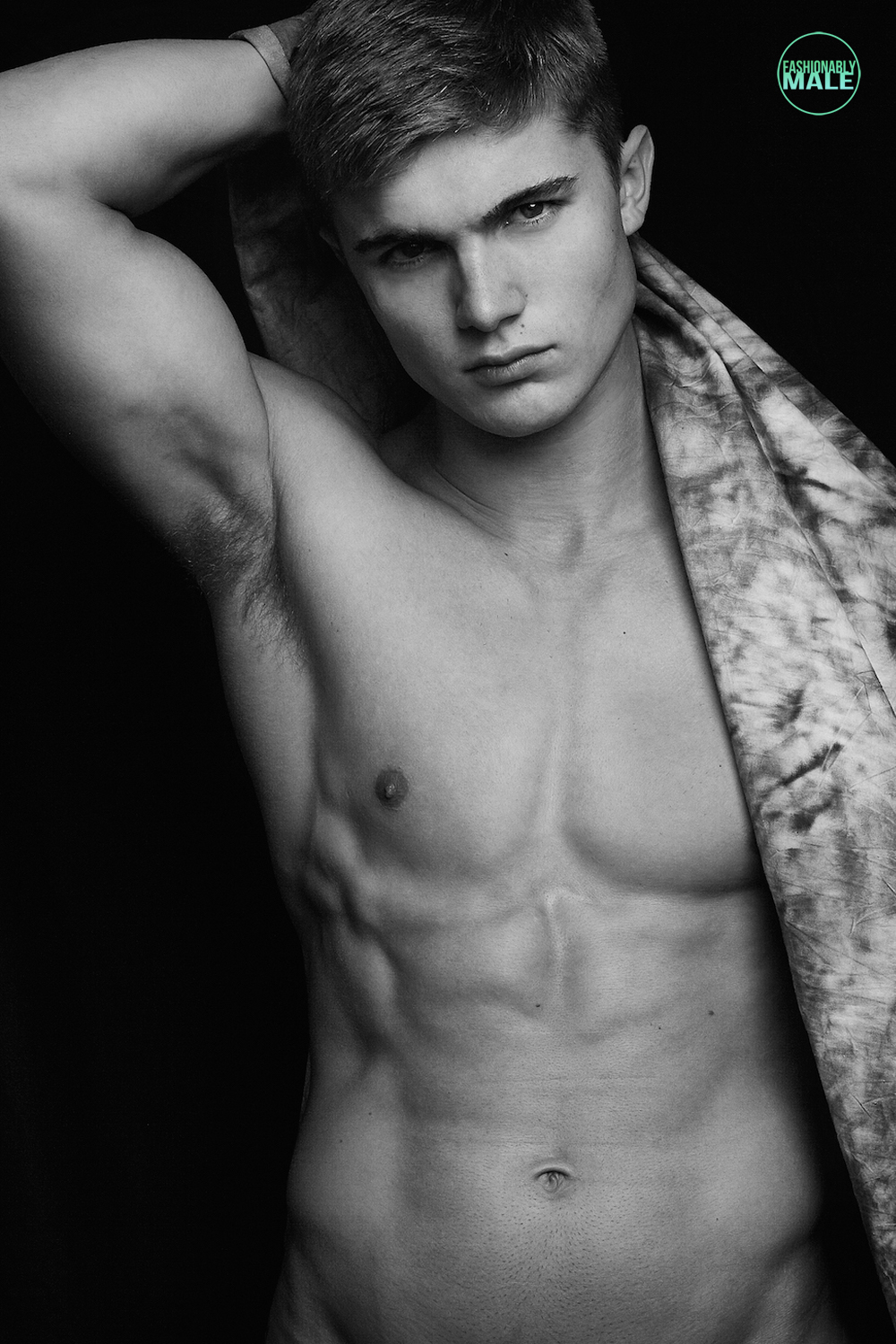Freddie Pearson by José Pope for Fashionably Male5
