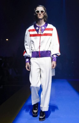 GUCCI READY TO WEAR SPRING SUMMER 2018 MILAN31