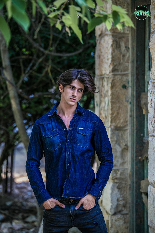 Lioz Haroush by George Louvaris Fashionably Male3