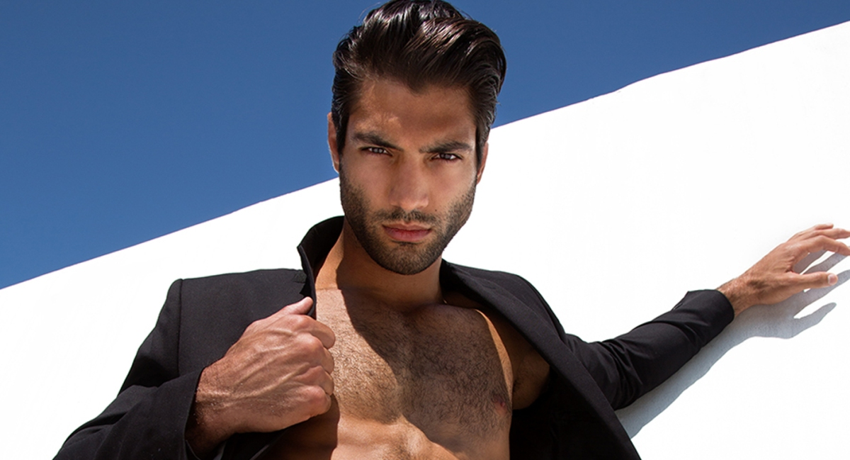 Adrian Waldo is here to Fulfill your Desires - Shots by Karl Simone