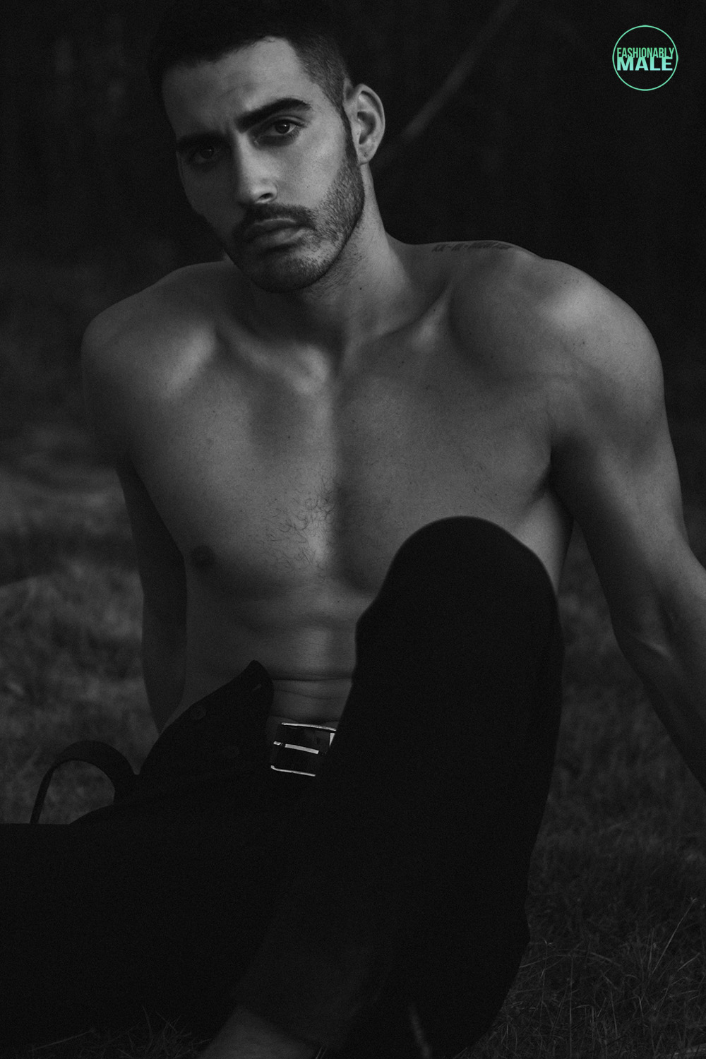 Chen Jerbi by Eran Levi for Fashionably Male6