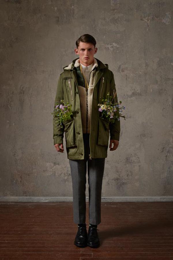 Erdem x HM Menswear Collaboration2