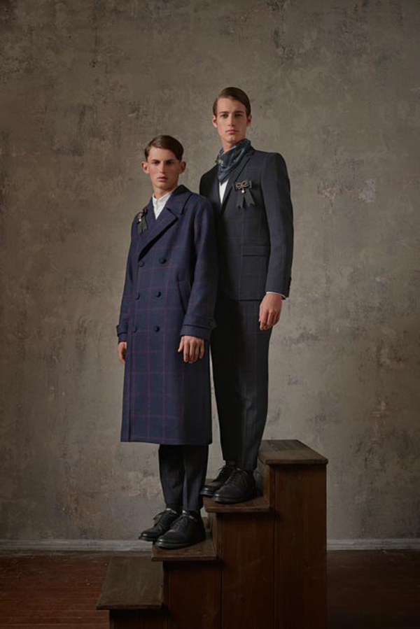 Erdem x HM Menswear Collaboration3