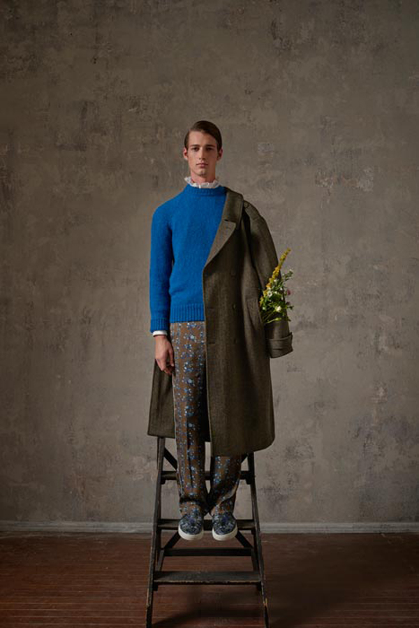 Erdem x HM Menswear Collaboration9