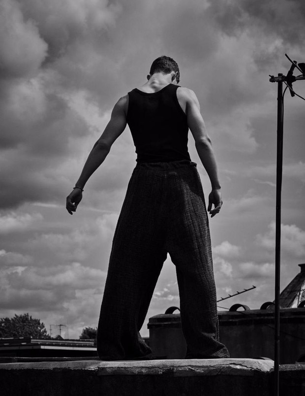 Jacob Hankin in H Magazine | FW175