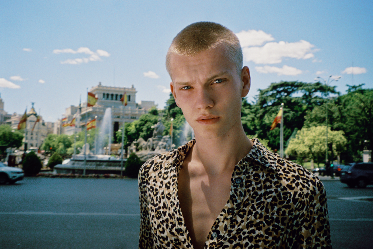 Jordy Gerritsma by Diego Villarreal for ODDA 13 Orgullo1