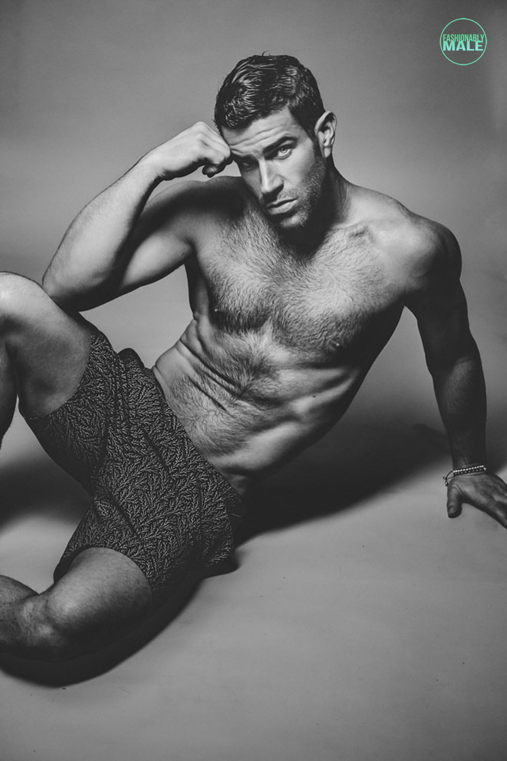Josh Owens by Sean Micah for Fashionably Male4