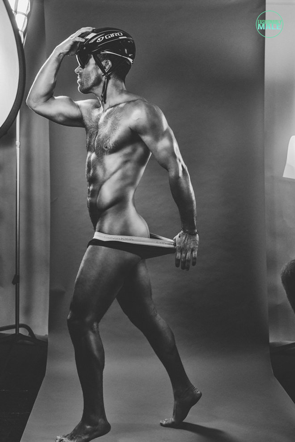 Josh Owens by Sean Micah for Fashionably Male7