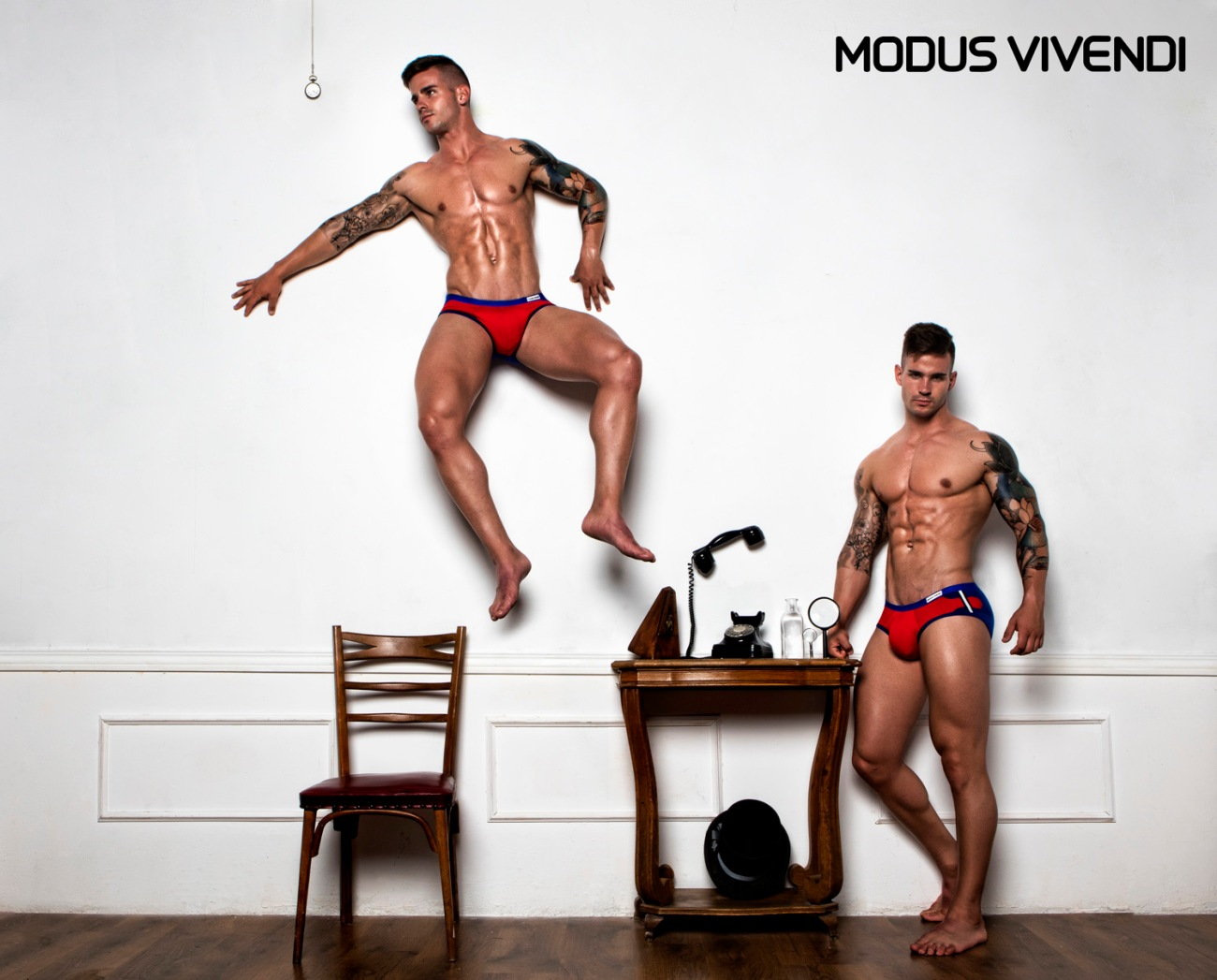 Modus Vivendi Launches the Dali Line from the Fall Winter Collection 201811