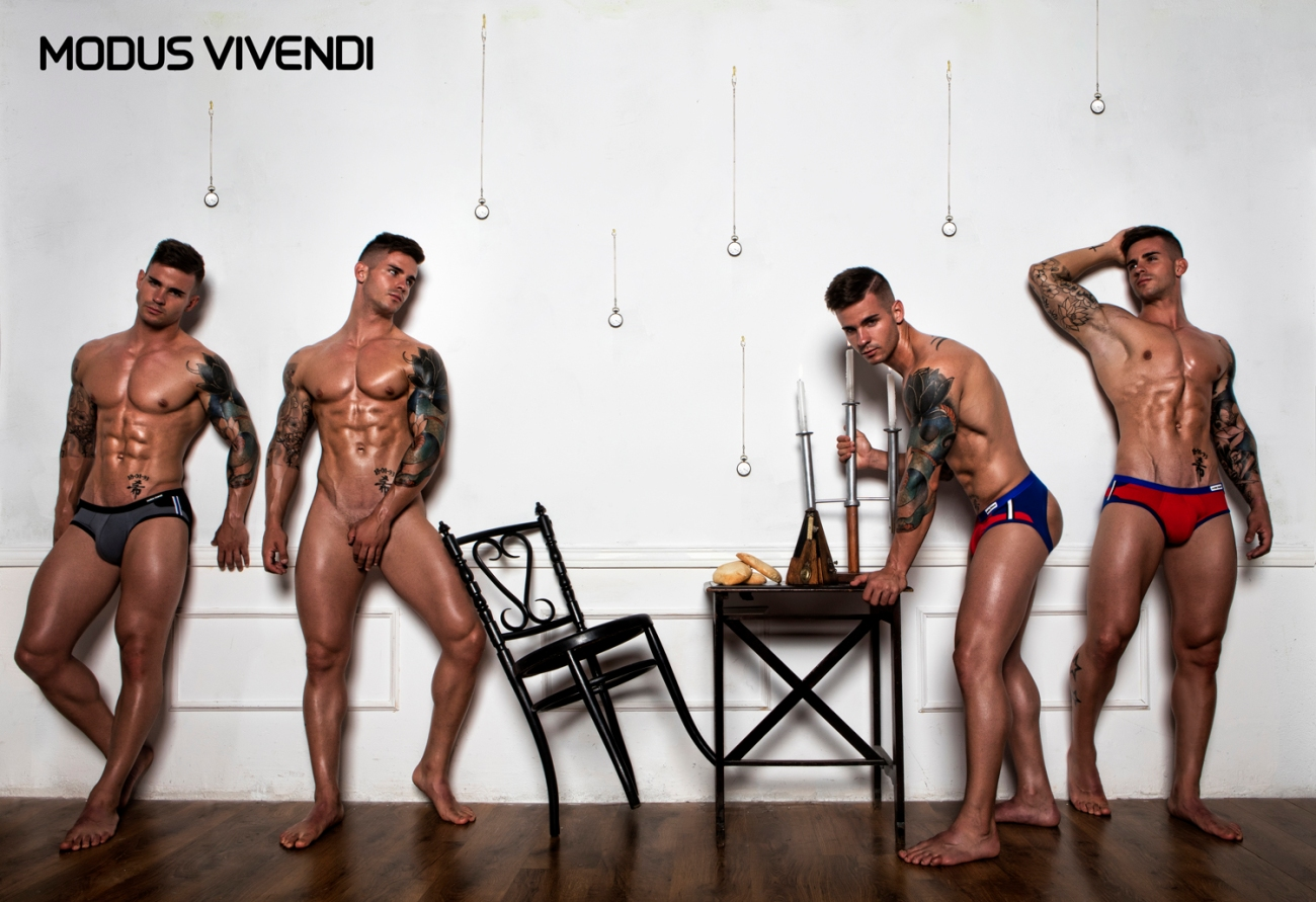 Modus Vivendi Launches the Dali Line from the Fall Winter Collection 20184