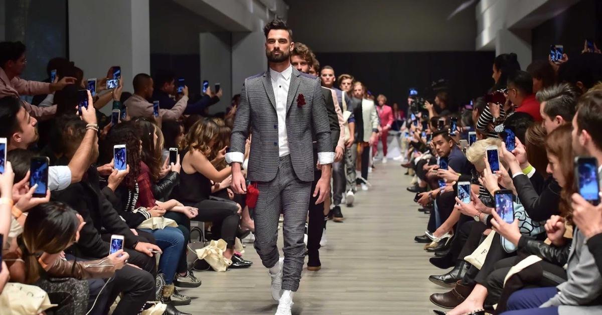 Galo Bertin Spring/Summer 2018 Mexico City