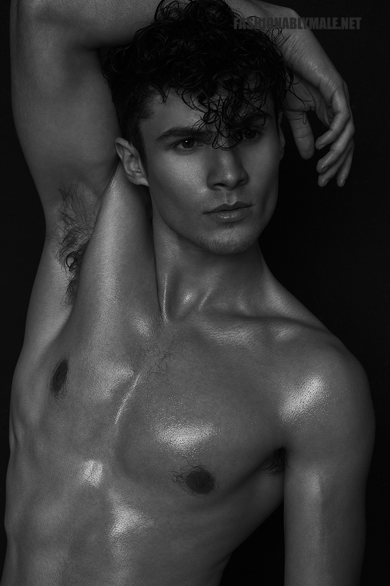 Jake Marin by Trent Pace for Fashionably Male1