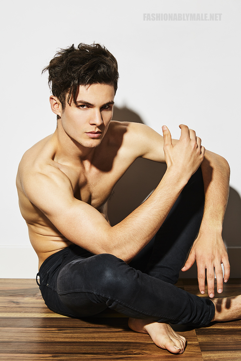 Jake Marin by Trent Pace for Fashionably Male5