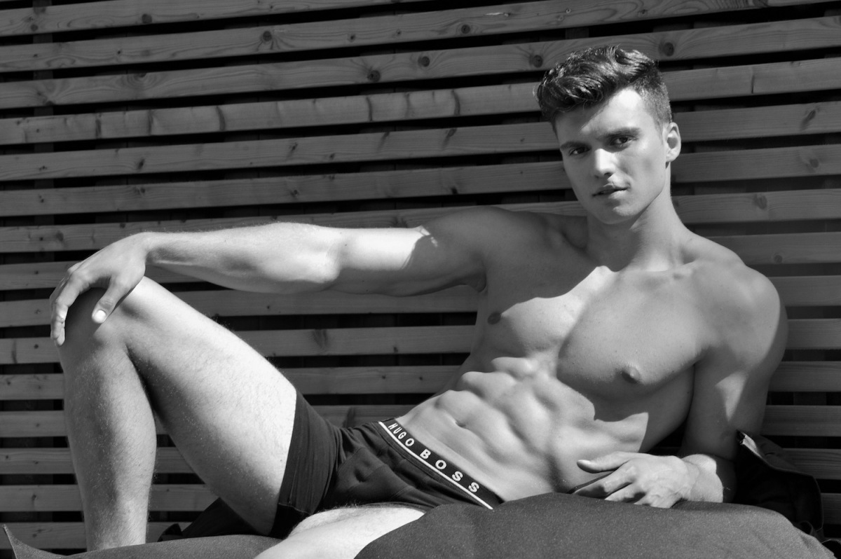 PnV Network presents Model Johannes Glossner Pics by David Brad