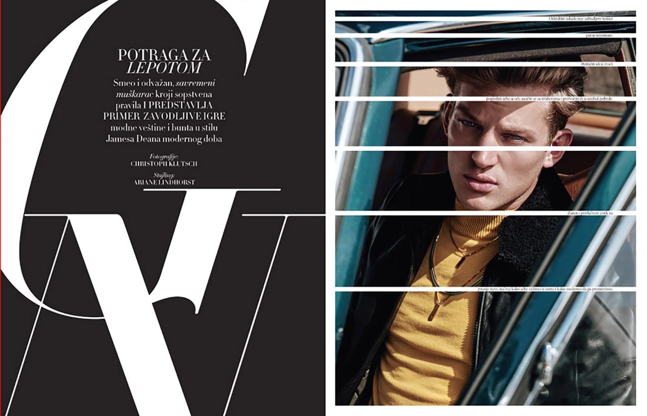 Sebastian Sauve by Christoph Klustch for Harpers Bazaar Serbia2