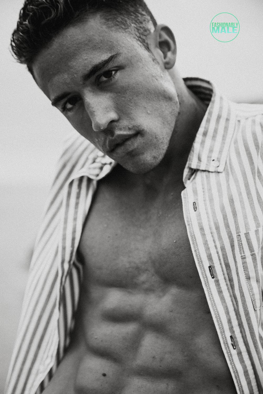 Borja by Jose Martinez for Fashionably Male27
