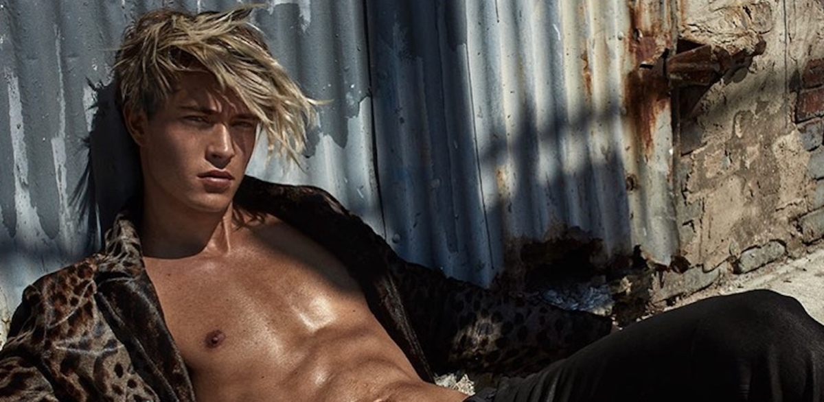 Francisco Lachowski goes BLONDE for Risbel #9