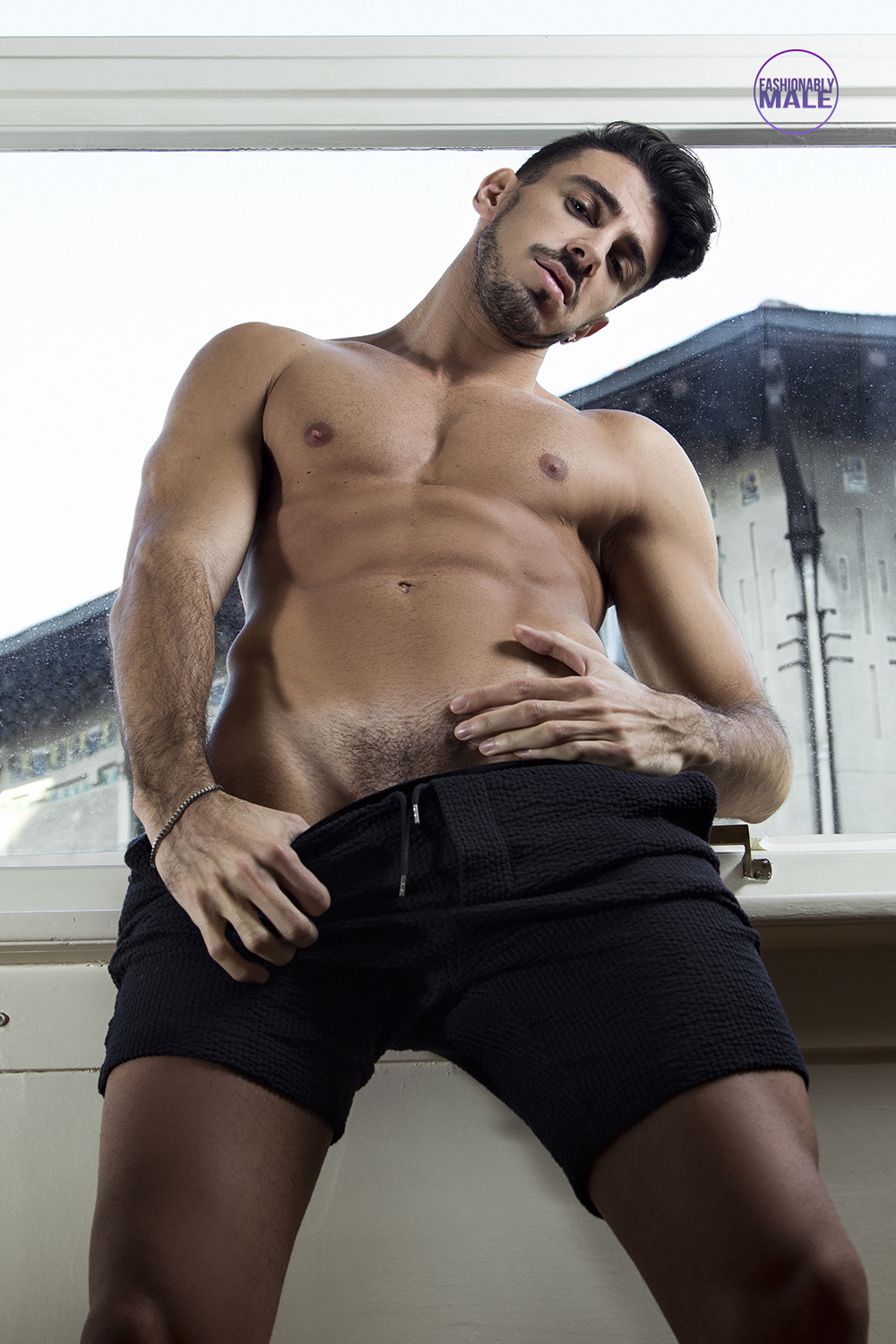 Luca Scarpa by Alisson Marks for Fashionably Male2