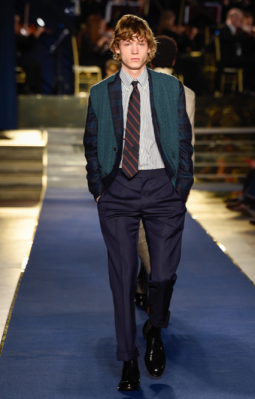 BROOKS BROTHERS MENSWEAR FALL WINTER 2018 FLORENCE20
