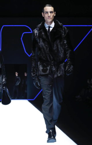 EMPORIO ARMANI MENSWEAR FALL WINTER 2018 MILAN18