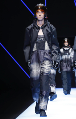 EMPORIO ARMANI MENSWEAR FALL WINTER 2018 MILAN20