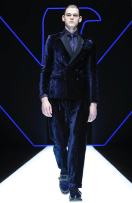 EMPORIO ARMANI MENSWEAR FALL WINTER 2018 MILAN23