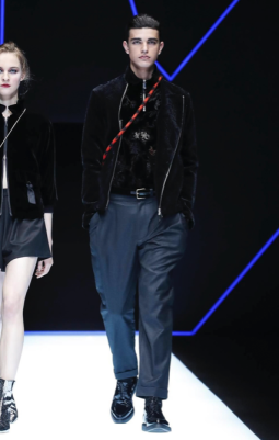 EMPORIO ARMANI MENSWEAR FALL WINTER 2018 MILAN29