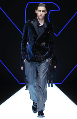 EMPORIO ARMANI MENSWEAR FALL WINTER 2018 MILAN32