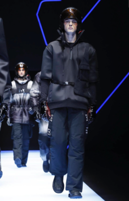 EMPORIO ARMANI MENSWEAR FALL WINTER 2018 MILAN47