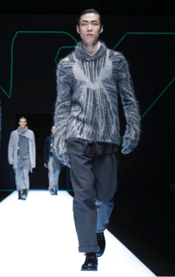 EMPORIO ARMANI MENSWEAR FALL WINTER 2018 MILAN52