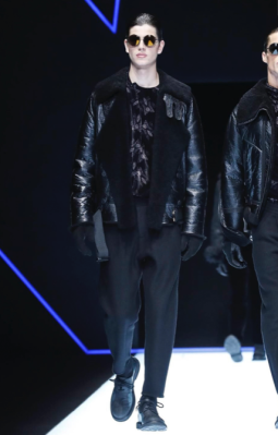 EMPORIO ARMANI MENSWEAR FALL WINTER 2018 MILAN58
