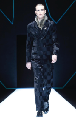 EMPORIO ARMANI MENSWEAR FALL WINTER 2018 MILAN59