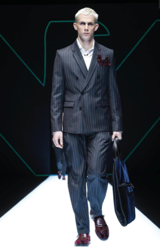 EMPORIO ARMANI MENSWEAR FALL WINTER 2018 MILAN63