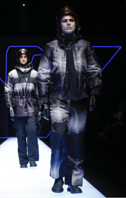 EMPORIO ARMANI MENSWEAR FALL WINTER 2018 MILAN67