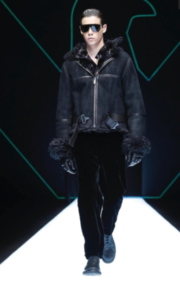 EMPORIO ARMANI MENSWEAR FALL WINTER 2018 MILAN77